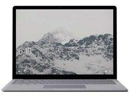 ★☆Microsoft / マイクロソフト Surface Laptop D9P-00039 【ノートパソコン】【送料無料】