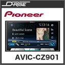 ★□ PIONEER / パイオニア サイバーナビ AVIC-CZ901 【カーナビ】【送料無料】