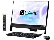 ★NEC LAVIE Desk All-in-one DA370/KAB PC-DA370KAB [ファインブラック] 【デスクトップパソコン】【送料無料】