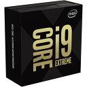 インテル Core i9 9980XE Extreme Edition BOX 【CPU】【送料無料】