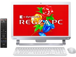 Λ◎◆ 東芝 REGZA PC D71 D71/T3MW PD71-T3MSXW [リュクスホワイト]
