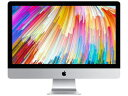◎◆ APPLE iMac Retina 5Kディスプレイモデル MNED2J/A [3800]【初期不良対応不可】 【Mac デスクトップ】