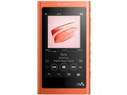 ◎◆ SONY NW-A56HN (R) [32GB トワイライトレッド] 【デジタルオーディオプレーヤー(DAP)】