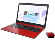 ◎◆ NEC LAVIE Note Standard NS150/KAR PC-NS150KAR [カームレッド] 【ノートパソコン】