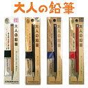 大人の鉛筆 芯削りセット 彩 北星鉛筆 【ゆうパケットA選択可】