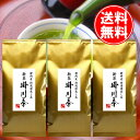 【送料無料】静岡深蒸し茶 特選 掛川茶100g3本パック【RCP】