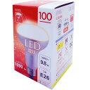 オーム レフランプタイプ LED電球 E26/9.8W 電球色LDR10L-H 9