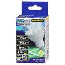 オーム電機 LDR5N-M-E11 11 LED電球 ハロゲンランプ形 E11 4.6W 中角タイプ 昼白色 [品番]06-0825