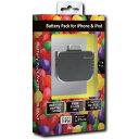 【新品】プリンストン 旧世代 iPhone 4 iPod 対応 モバイルバッテリー 750mAh ホワイト PIP-BP750W