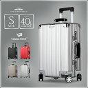 スーツケース Sサイズ 機内持ち込み 可 TSAロック搭載 超軽量 2日 3日 大型 軽量 キャリーケース キャリーバッグ かわいい アルミフレーム アルミボディ 新作