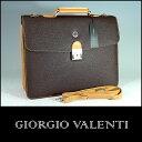 スマートなクラッチバッグGIORGIO VALENTI 467 クラッチバッグ/D.BROWN