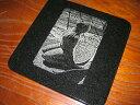 御影石に彫刻したデザインマウスパッド弊社でしか手に入らないマウスパッドでパソコン周りをド... ...