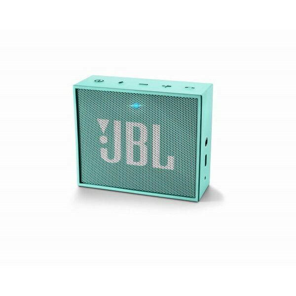 小型 Bluetooth ブルートゥース ワイヤレス スピーカー JBL GO ティール