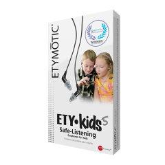 EtymoticResearch(���ƥ���ƥ��å��ꥵ����)ETY��KidsBlack�֥�å�(EK5-Black)�Ҷ��ѥ���ۥ�(����ե���)������̵����
