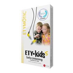 EtymoticResearch(エティモティックリサーチ)ETY・KidsYellowイエロー(EK5-Yellow)子供用イヤホン(イヤフォン)【送料無料】