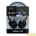 JVC(ビクター) HA-S160-B(ブラック) ヘッドホン(ヘッドフォン)