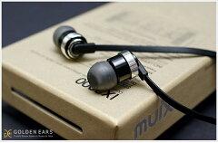 MUIXIX3000ブラックコスパ最強のカナル型イヤホン(イヤフォン)【送料無料】