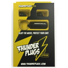 【新製品】SafeEarsThunderplugsブリスター聴覚障害予防/難聴予防向け耳栓【イヤープロテクター】