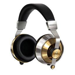 final SONOROUS X【FI-SO10BD3】チタン製の振動板採用高音質ヘッドホン(ヘッドフォン)【送料無料】【マツコの知らない世界で紹介されました(2016年6月7日放送分)】