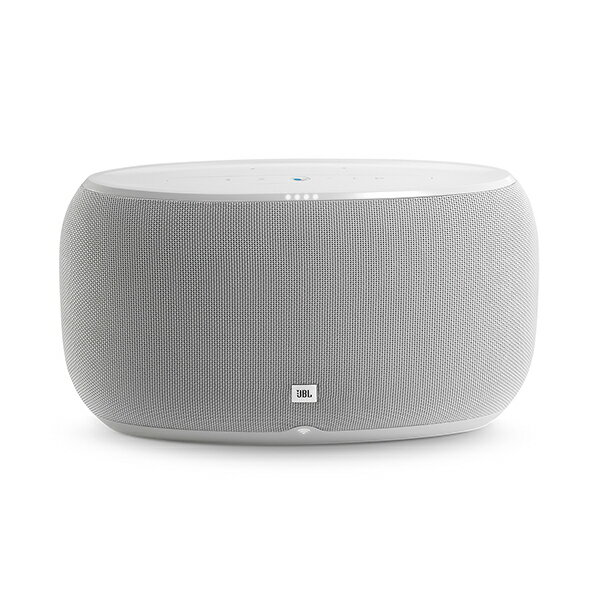 【ポイント2倍】 Bluetooth スピーカー スマートスピーカー JBL LINK500 ホワイト Googleアシスト搭載 AIスピーカー 【JBLLINK500WHTJN】 【送料無料】 【1年保証】