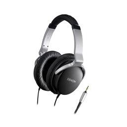 密閉型ヘッドホン DENON デノン AH-D1100-K(ブラック) 高音質 ヘッドフォン【送料無料】