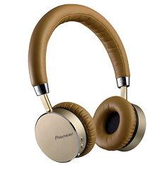 Pioneer(パイオニア)SE-MJ561BT-T(ブラウン)【送料無料】Bluetoothワイヤレスヘッドホン(ヘッドフォン)【プレゼント】【ギフト】【誕生日】イヤホンヘッドホンヘッドホンアンプかわいいおしゃれiPhoneワイヤレスBluetooth高音質おすすめ女子プレゼント