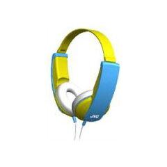 JVCTINYPHONES(HA-KS1-Y)イエロー【送料無料】キッズヘッドホン(ヘッドフォン)子供向け/キッズ用