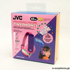 JVCTINYPHONES(HA-KS1-P)�ԥ�����̵���ۥ��å��إåɥۥ�(�إåɥե���)�Ҷ�����/���å���