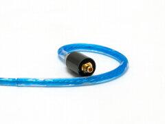 ZEPHONE(ゼフォン)EL-21(BlueSeagul)MMCXケーブルイヤホンリケーブルUltimateEarsUE900SE535/SE425/SE315/SE215用【送料無料】