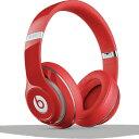 Bluetoothワイヤレスヘッドホン Beats by Dr.Dre(ビーツ) Studio ワイヤレス(レッド) 【国内正規流通品】ワイヤレスオーバーイヤーヘッドフォン【送料無料】モンスターからbeatsブランドへ