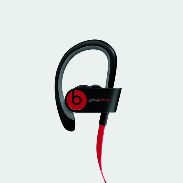 Beats by Dr.Dre(ビーツ) Powerbeats2 ワイヤレスヘッドフォン - ブラック Bluetooth ワイヤレス イヤホン【国内正規品】MONSTERからbeatsブランドへ