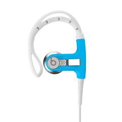 BeatsbyDr.Dre(ビーツ)Powerbeatsネオンブルー【BTINPWRBTSNBLU】【送料無料】スポーツに最適な防水防滴仕様の有線タイプビーツイヤホン(イヤフォン)
