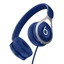 Beats by Dr.Dre(ビーツ) Beats EP BLU(ブルー) オーバーイヤーヘッドフォン【国内正規流通品】【送料無料】MONSTERからbeatsブランドへ