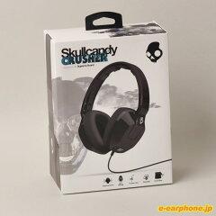 【新製品】Skullcandy(スカルキャンディ)CRUSHERBLACK(ブラック)W/MICS6SCDZ-003【送料無料】オシャレなヘッドホン(ヘッドフォン)【RCP】