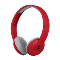 �ڤ�ͽ�������ۡڿ����ʡ�Skullcandy(�����륭���ǥ���)UPROARON-EARWIRELESSILLFAMED/RED/BLACK��S5URHW-462�ۥ����륭���ǥ��Υ磻��쥹�إåɥۥ�(�إåɥե���)��10��1��ȯ��ͽ���