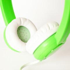 グリーン(BP-FD-GREEN)キッズヘッドホン(ヘッドフォン)イヤホンヘッドホンヘッドホンアンプかわいいおしゃれiPhoneワイヤレスBluetooth高音質おすすめ女子プレゼント