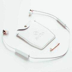 SUDIO(スーディオ)VASABlaWhite【SD-0014】Bluetoothイヤホン(イヤフォン)北欧生まれのおしゃれなカナル型イヤホン【送料無料】