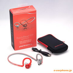PlantronicsBackBeatFit��å�Bluetooth����ۥ�/���ݡ��ĸ�������ۥ�/�磻��쥹����ۥ�(����ե���)������̵����