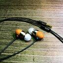 音茶楽(OCHARAKU) Donguri-欅 Ti Plus【カナル型イヤホン イヤフォン】【送料無料】