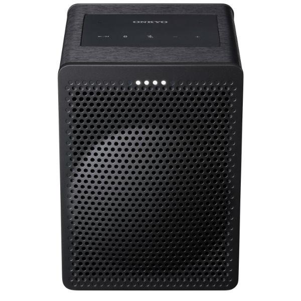 スマートスピーカー ONKYO オンキヨー VC-GX30B 【送料無料】 Googleアシスタント対応