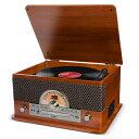 【新製品】ION Superior LP【送料無料】アナログレコードやカセットテープを再生可能なオールインワンミュージックプレイヤー