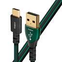 楽天eイヤホン楽天市場店【お取り寄せ】 audioquest オーディオクエスト Forest USB A → USB C 1.5m【USB2/FOR/1.5M/AC】 【送料無料】