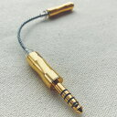 WAGNUS.(ワグナス) MOON PHASE for Astell & Kern BTL-Balanced 2.5mm 4pole→4.4mm 5pole conversion cable【送料無料】 【1ヶ月保証】