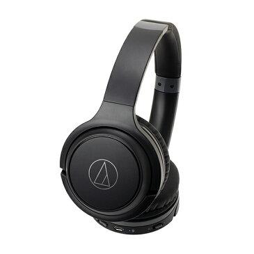 audio-technica(オーディオテクニカ) ATH-S200BT-BK【ヘッドホン ヘッドフォン 密閉型】