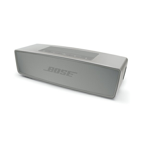 Bluetooth ブルートゥース ワイヤレス スピーカー BOSE(ボーズ) Slink Mini II PRL(パール) Soundlink mini2 【送料無料】スマートフォンなどとワイヤレス接続で大迫力の音楽を!