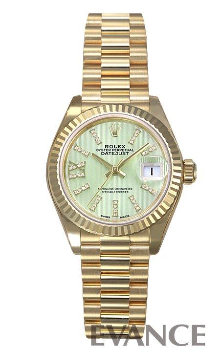 ロレックス デイトジャスト28 279178G リンデン レディース ROLEX 【新品】【腕時計】