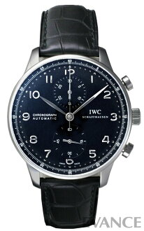 Portuguese Chrono automatic IW371447 black