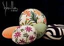 アマポラスBは品切れ。Sybilla(シビラ)●ラウンドクッション(カバー付)R65cm ……送料無料...