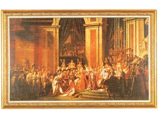 ナポレオンの戴冠式(ダヴィッド) M100号