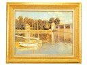 アルジャントゥーユの橋(モネ) P15号